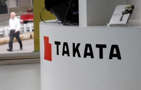 Toyota recalled 1.6 million U.S. vehicles for Takata air bags