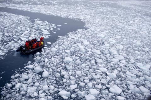Antarctic glacier melt could add 3 metres to sea levels – study