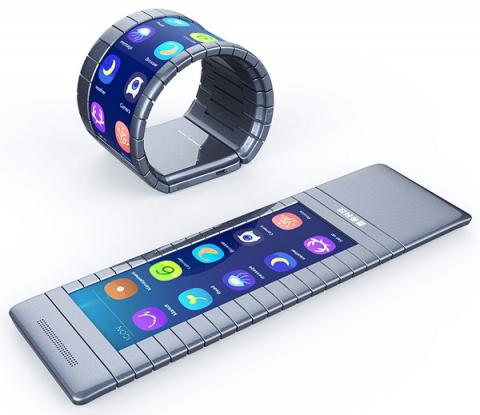 Bendable smartphones are coming (VIDEO)