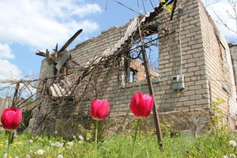Two Ukrainian servicemen wounded, none killed in ATO zone over last 24 hours