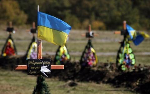 Russia-backed militants killed 10,000 Ukrainians over last two years - Ukraine's NSDC