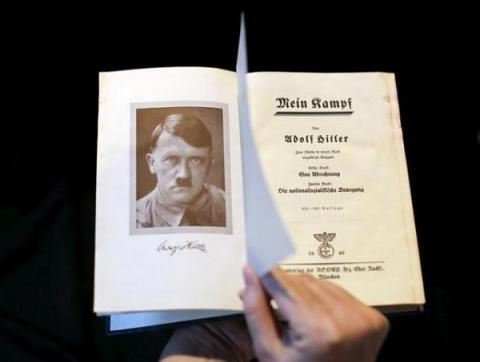 Hitler's older brother was in fact younger and died early, historian says