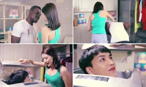 "Chinese firm apologises for ""racist"" ad, calls media ""too sensitive"" (VIDEO)"