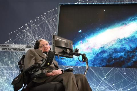 Stephen Hawking can't explain rise of Donald Trump