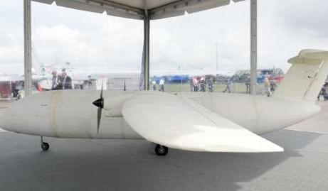 Airbus presented 3D-printed mini aircraft (VIDEO)