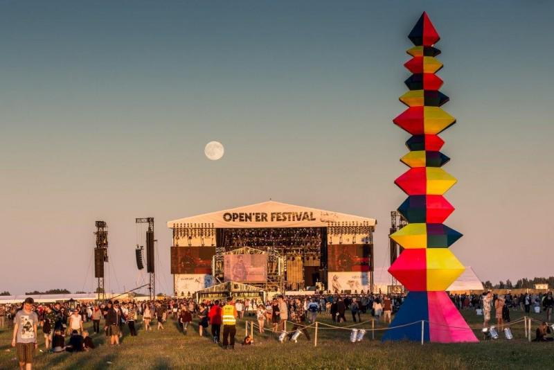 Summer Sounds: music festivals of Hungary, Serbia, Poland, Latvia and Ukraine