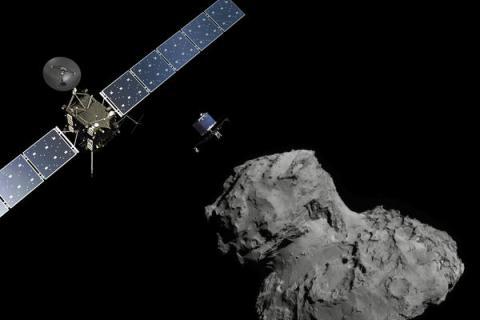 Rosetta mission finds ingredients for life at Churyumov-Gerasimenko comet (VIDEO)