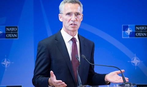 NATO has no desire for new Cold War arms race - Secretary General
