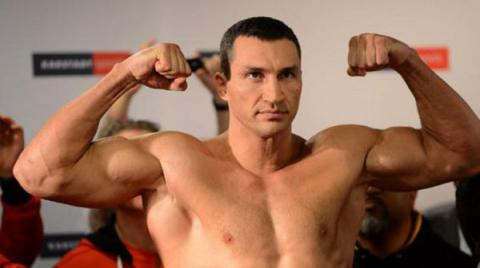 Ukrainian boxing champion among top 100 world's most famous athletes