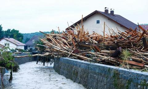 Flash floods hit France, Germany, Austria; at least 4 fatalities found