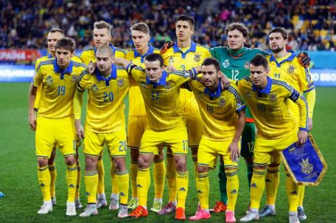 FIFA rating update: Ukraine's national football team goes three positions up