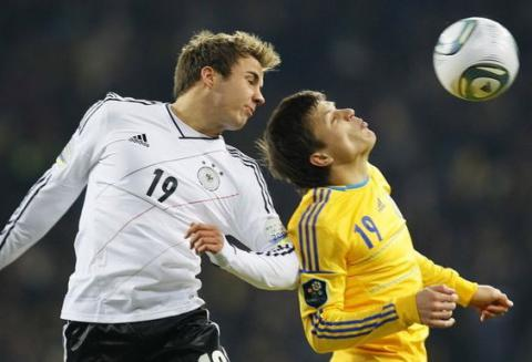 Euro 2016 match Ukraine vs Germany slated for June 12