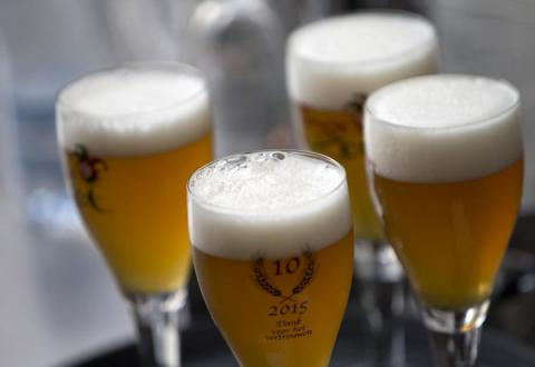 Crowdfunded beer pipeline to protect medieval city of Bruges