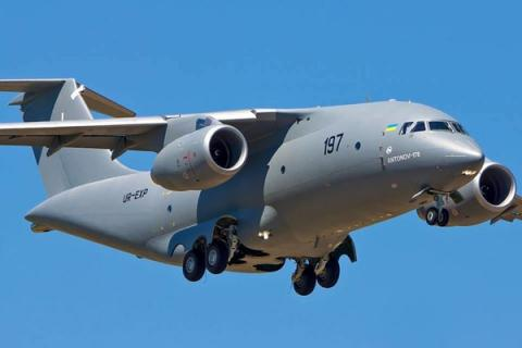Azerbaijan, Ukraine to assembly new aircraft An-178 jointly (VIDEO)