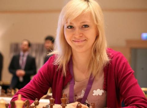 Ukrainian triumphs at European Individual Women's Chess Championship 2016