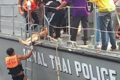 2 dead, 20 injured in Thailand tour boat collision