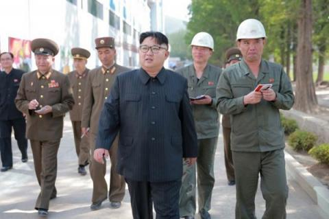 North Korea restarts plutonium production for nuclear bombs: U.S. official