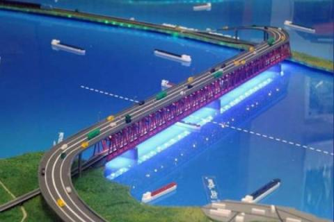 Kerch Strait bridge construction project lacks funding