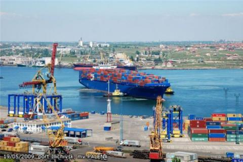 Cargo handling in Odessa port decreased by 2.5% over last five months