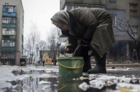 8,000 people leave without drinking water in Donbas - OSCE SMM