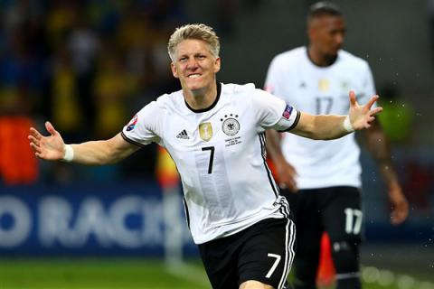 Euro 2016: Germany beat Ukraine 2:0