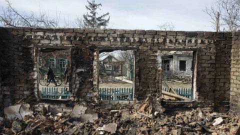 Kyiv reports serious deterioration of situation in war-torn Donbas