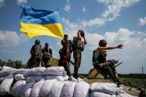 No casualties among Ukrainian servicemen in ATO zone overnight