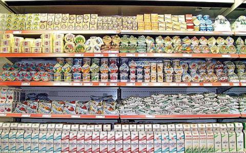 UAE denied information on Ukrainian food import suspension