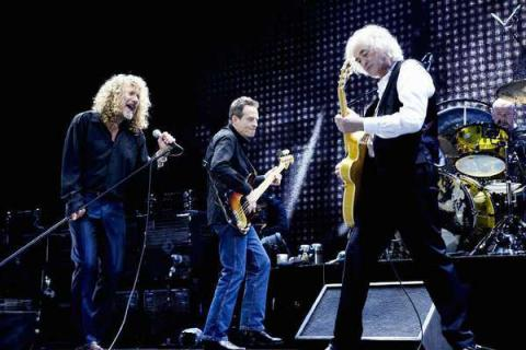 "Led Zeppelin in court because of ""Stairway to Heaven"" ballad (VIDEO)"