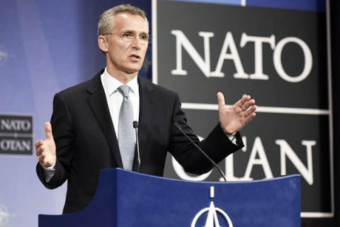 NATO still strongly supports Ukraine's sovereignty, territorial integrity - Stoltenberg