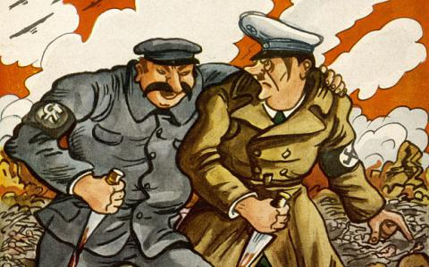 Stalin Was Ready To Sacrifice The Baltic States And Ukraine