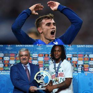EURO-2016: personal awards