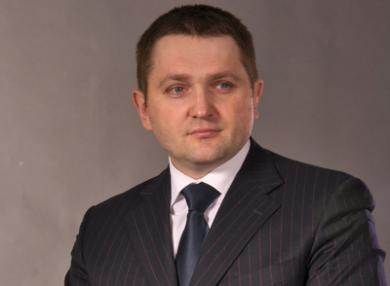 Ukrainian Space Agency Head Sabadosh dismissed