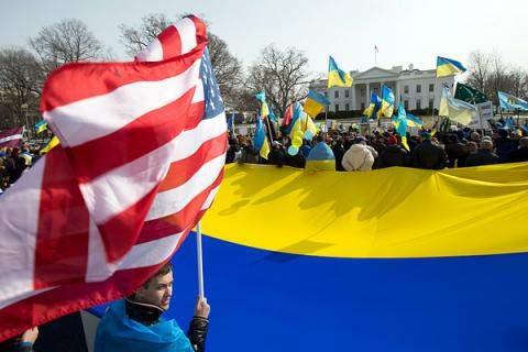 Ukraine-NATO cooperation on agenda for Kerry visit to Kyiv - Ukrainian Presidential Administration