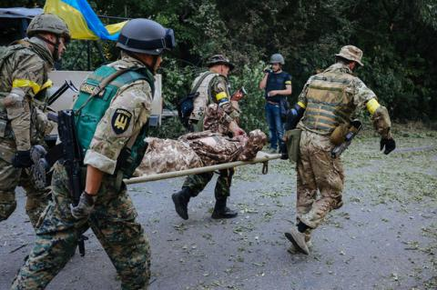 3 Ukrainian soldiers killed, 13 injured in Donbas conflict over past 24 hours