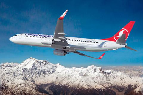 Turkish Airlines seeks to increase frequency of flights to Ukraine