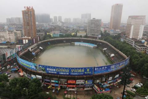 China flooding death toll up to 181 (PHOTO, VIDEO)
