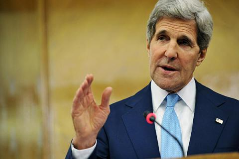 U.S. to provide $23 mln in humanitarian aid for Donbas residents - Kerry