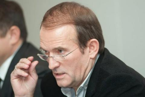 Donbas's special status laws, amnesty for militants needed for conflict resolution  - Medvedchuk