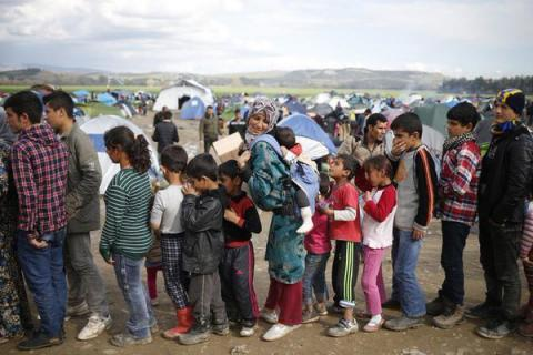 Through Balkans to better live: migrants headed closed route