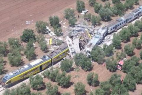 Trains crush in Italy: 20 killed and even more injured
