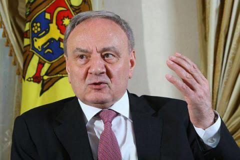 Moldovan president, former Moldovan, Ukrainian leaders seek to find Transdniestria, Donbas conflicts solutions