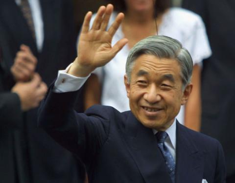 "The Emperor of Japan wants ""to resign"""