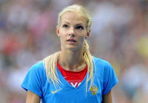 "Russian athlete was branded a ""traitor"""