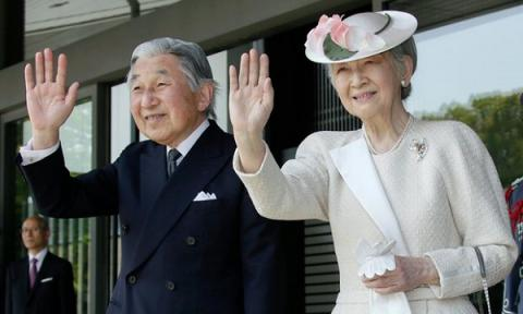 Japan's Emperor has no plans to step down - Imperial Household Agency