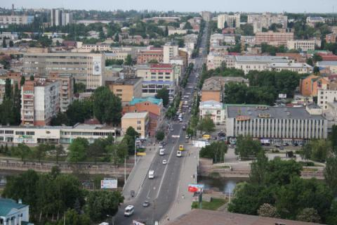 Ukrainian sity of Kirovohrad renamed Kropyvnytsky due to decommunization
