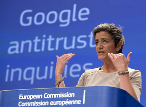 European commission against Google: third antitrust charge
