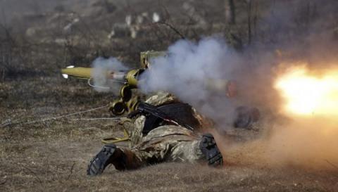 'DPR', 'LPR' militants attack Ukrainian position 64 times over last 24 hours
