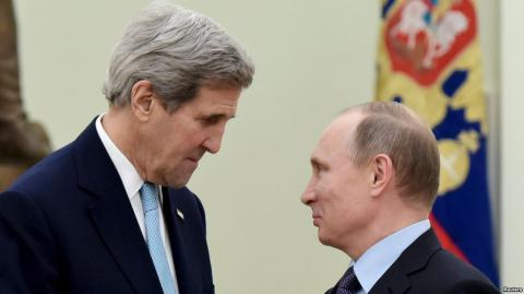 Washington, Moscow discuss terrorism issues