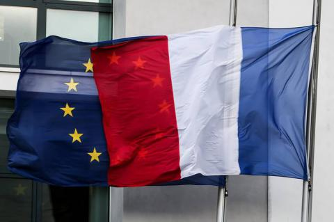 European countries boost control on French Border